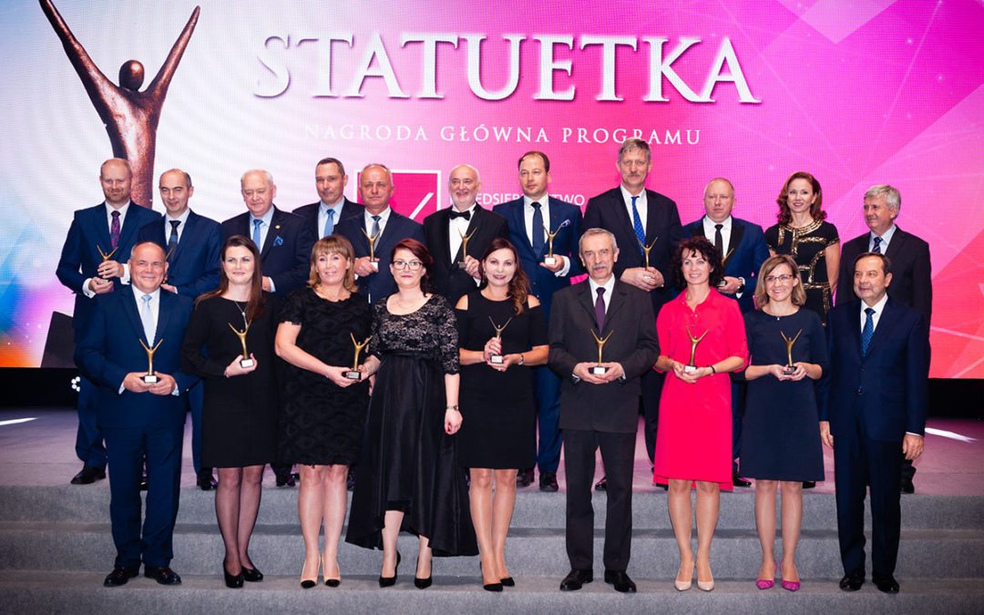 """Przedsiębiorstwo Fair Play"""" 2018, wśród nich firma Łomżyńskiej Izby Przemysłowo –Handlowej."""