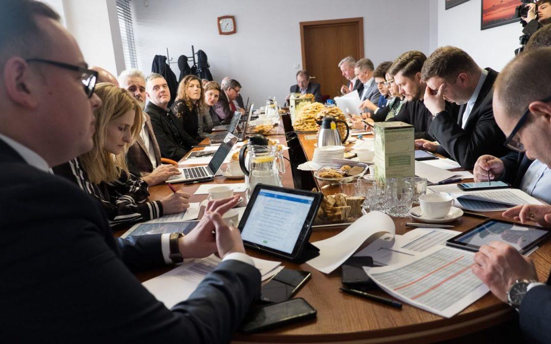 Pierwsze posiedzenie Kapituły Podlaskiej Marki 2018