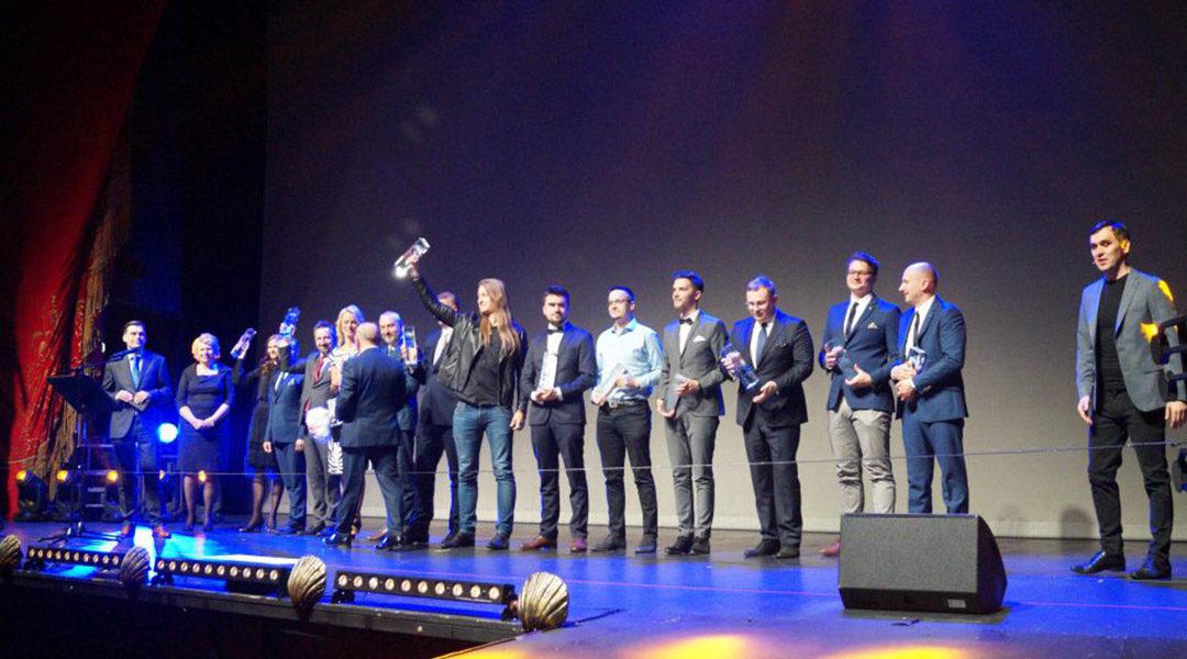 """Gala konkursu promocyjnego """"Podlaska Marka"""" zwieńczyła tegoroczną edycję w 15-letniej historii tej nagrody"""