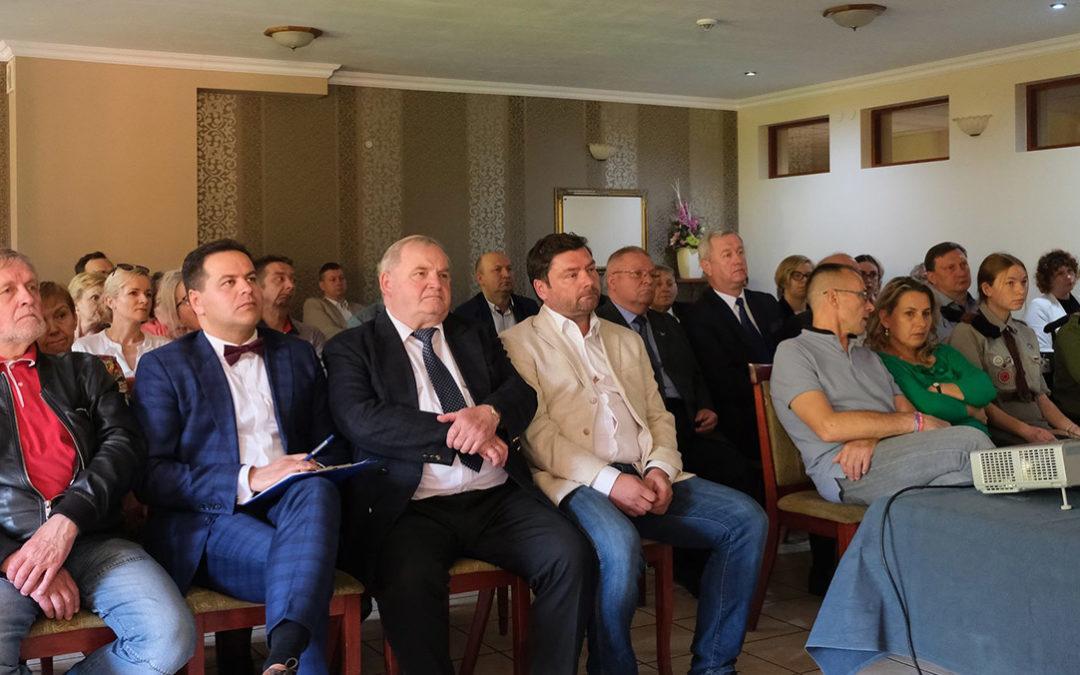 Łomżyńska Izba Przemysłowo-Handlowa uczestniczyła w III Gali Ekonomii Społecznej, która odbyła się w dniu 31.05.2019 w Piątnicy