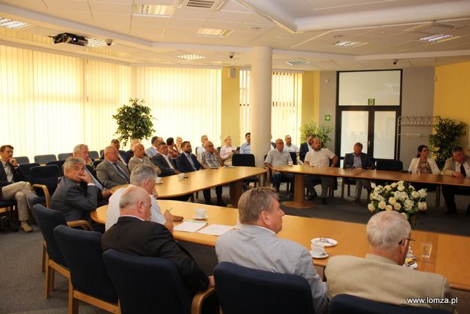 Samorządowcy i przedsiębiorcy na Podlaskim Forum Gospodarczym w Suwałkach