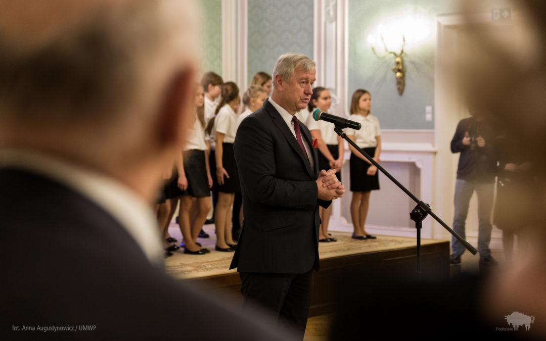 Prezes Łomżyńskiej Izby Przemysłowo-Handlowej- Grzegorz Rytelewski został Przewodniczącym Podlaskiego Forum Gospodarczego.