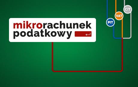 List Dyrektora Izby Administracji Skarbowej w Białymstoku ws. mikrorachunku