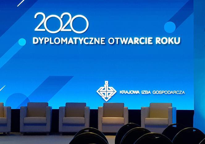 Dyplomatyczne Otwarcie Roku 2020 – Krajowa Izba Gospodarcza